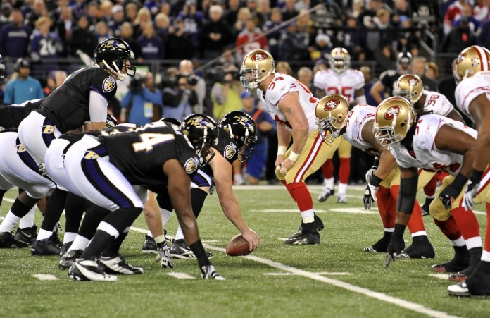 49ers - Ravens Super Bowl XLVII
