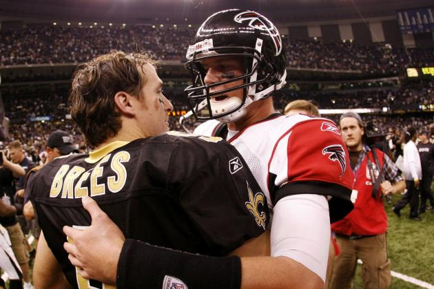 Brees vs Ryan