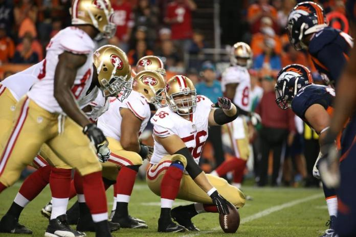 49ers Offensive Line