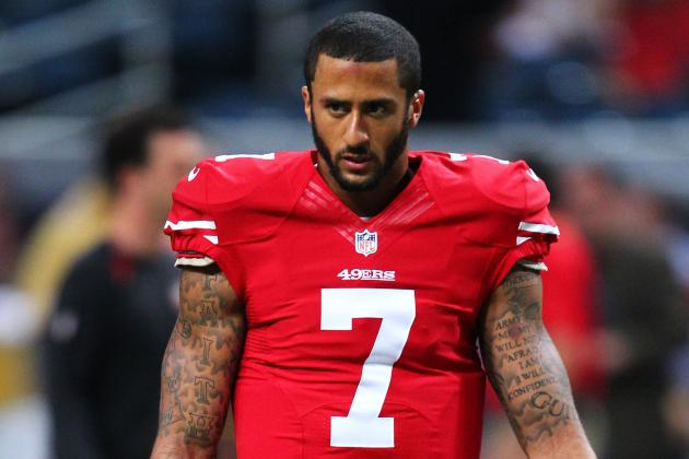 Colin Kaepernick disappointed