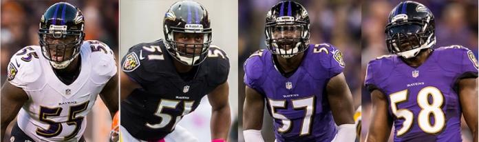 Ravens Linebackers