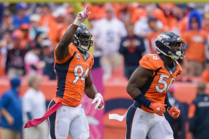 NFL: OCT 04 Vikings at Broncos