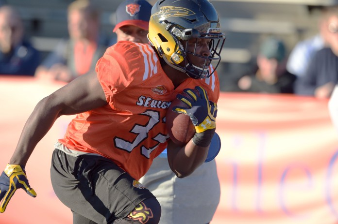 NCAA Football: Senior Bowl-North Practice