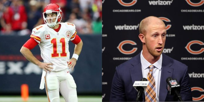 Alex Smith & Mike Glennon