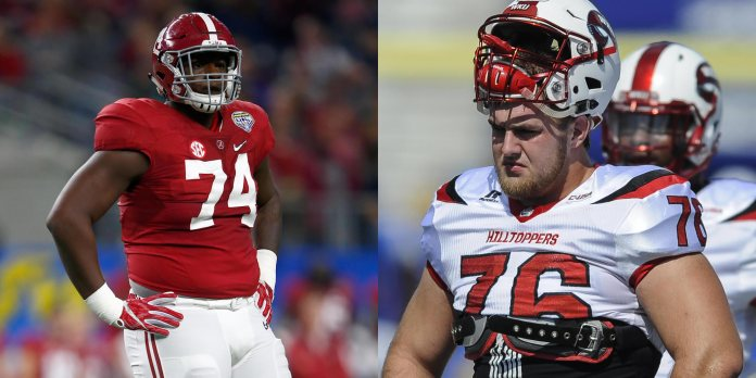 Cam Robinson & Forrest Lamp
