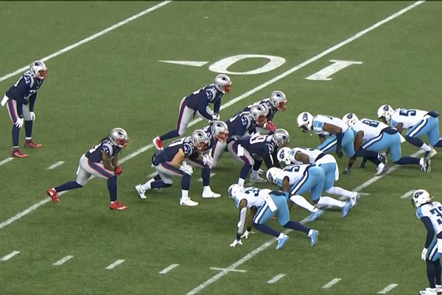Patriots Punt vs Titans