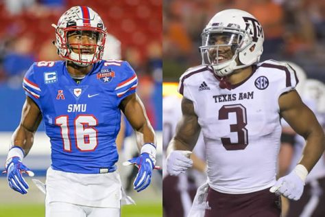 Courtland Sutton and Christian Kirk