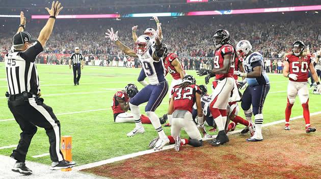 Falcons lose Super Bowl LI
