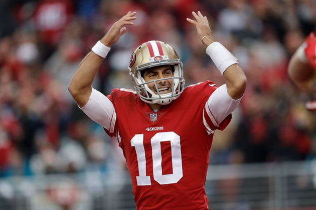 Jimmy G happy.jpg