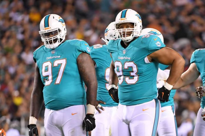 Dolphins D-tackles