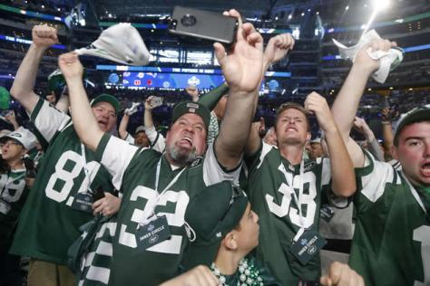 Jets Fans