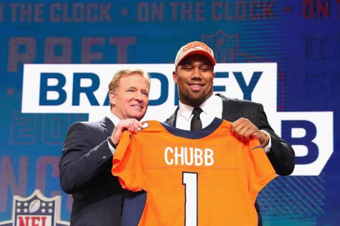 Bradley Chubb Draft