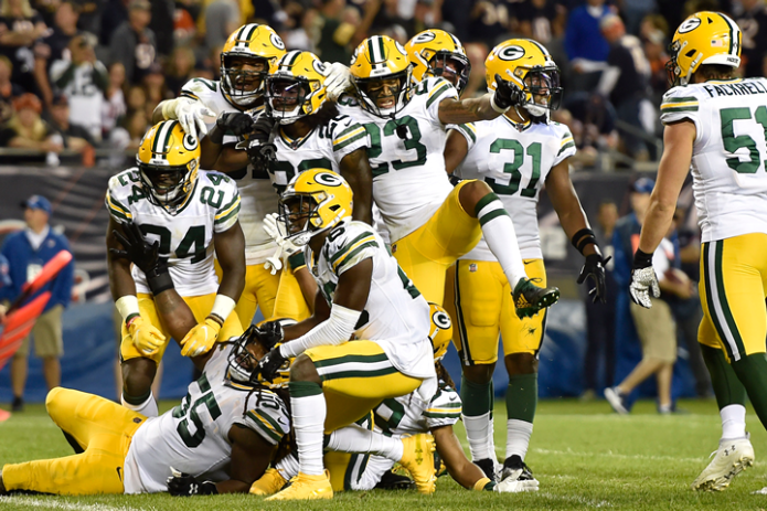 Packers D