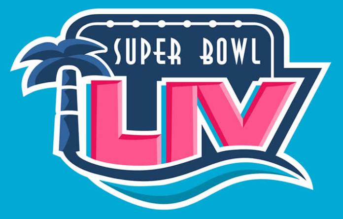 Super Bowl LIV Banner