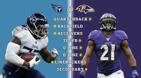 Titans @ Ravens